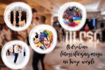 FOTOBUDKA magicbudka- odrobina magii na Twoje wesele, Fotobudka, videobudka na wesele Krynki