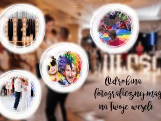 FOTOBUDKA magicbudka- odrobina magii na Twoje wesele,  Łapy