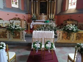 Akademia Kwiatów, Dekoracje ślubne Gołańcz