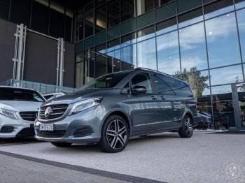 Luksusowy bus dla 6ciu osbób - Mercedes V-klasa, Samochód, auto do ślubu, limuzyna Lubomierz