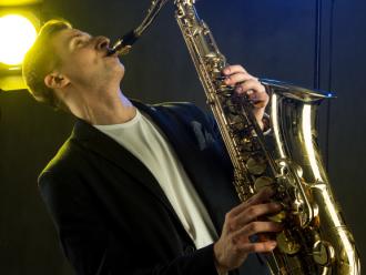 Saxomorphic - saksofon / saksofonista na ślub - dla wymagających !,  Katowice