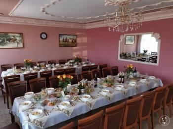 Dom weselny u Sylwii, Sale weselne Tyszowce