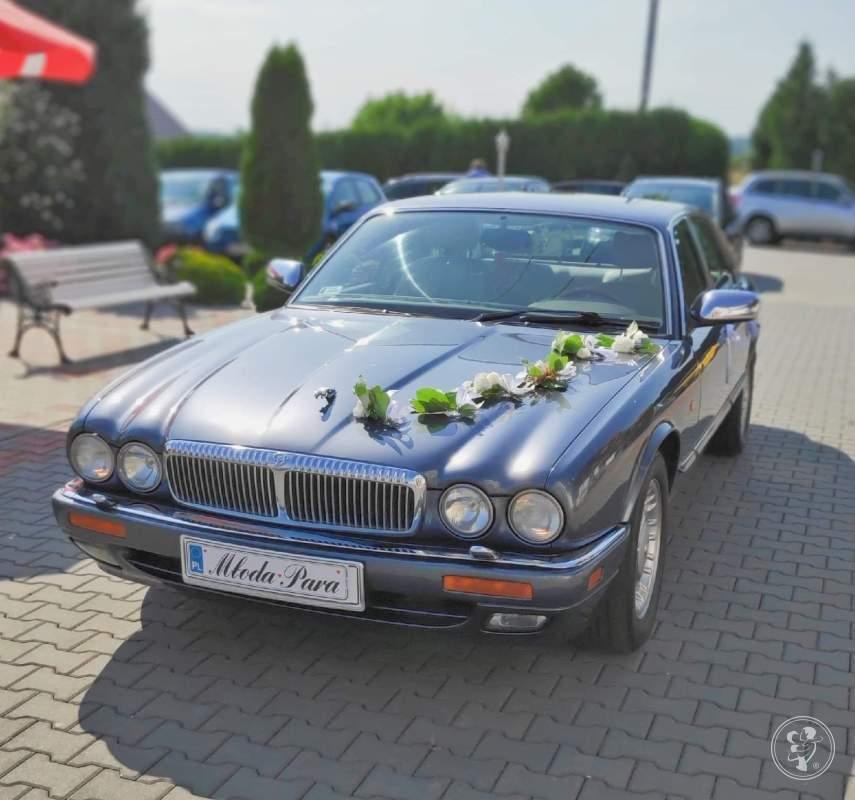 Jaguar Daimler SiX XJ6 auto do ślubu, Chrzanów - zdjęcie 1
