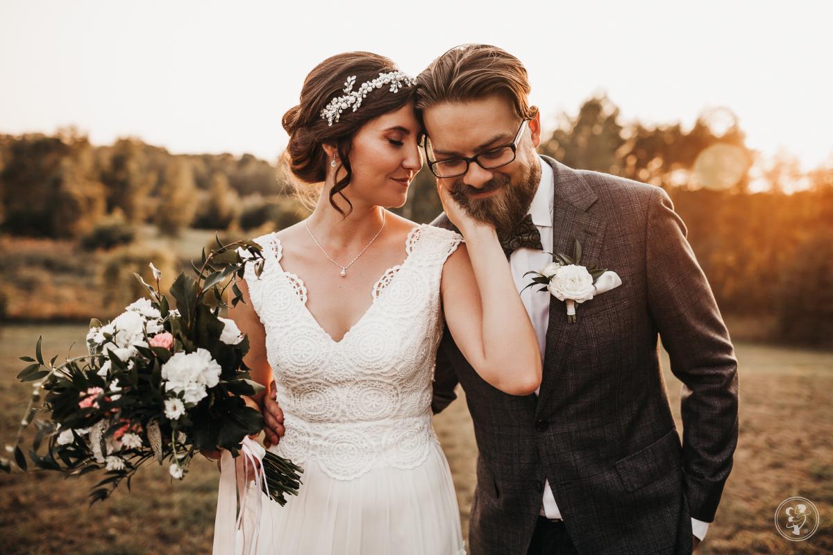 Profesjonalna, naturalna fotografia ślubna - Reportaż, sesja plenerowa, Radom - zdjęcie 1