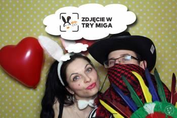 Fotobudka na Twoje wesele 24h - W try miga!, Fotobudka, videobudka na wesele Nowy Dwór Gdański