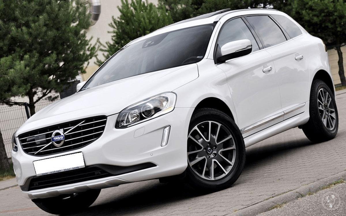 Piękne Volvo XC60 SUV White pearl do ślubu !, Dębica - zdjęcie 1