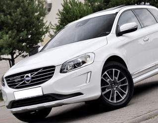 Piękne Volvo XC60 SUV White pearl do ślubu !,  Dębica