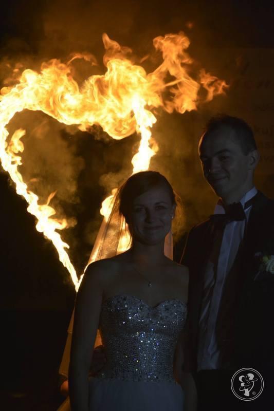 Stage Horizon - Spektakl fireshow, taniec z ogniem na Twoim weselu, Łódź - zdjęcie 1