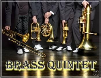 Brass Quintet - profesjonalna oprawa muzyczna na żywo, Oprawa muzyczna ślubu Opole