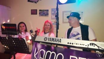 Zespół Kama Ben-D z nami tylko niezapomniane imprezy!, Zespoły weselne Zbąszyń