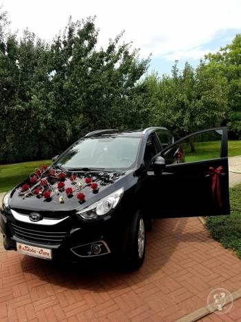 Nowy Hyundai ix35 , Samochód, auto do ślubu, limuzyna Lubaczów