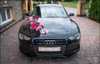 Ekskluzywne audi A5 - auto na ślub/ imprezy okolicznościowe, Samochód, auto do ślubu, limuzyna Łęczna