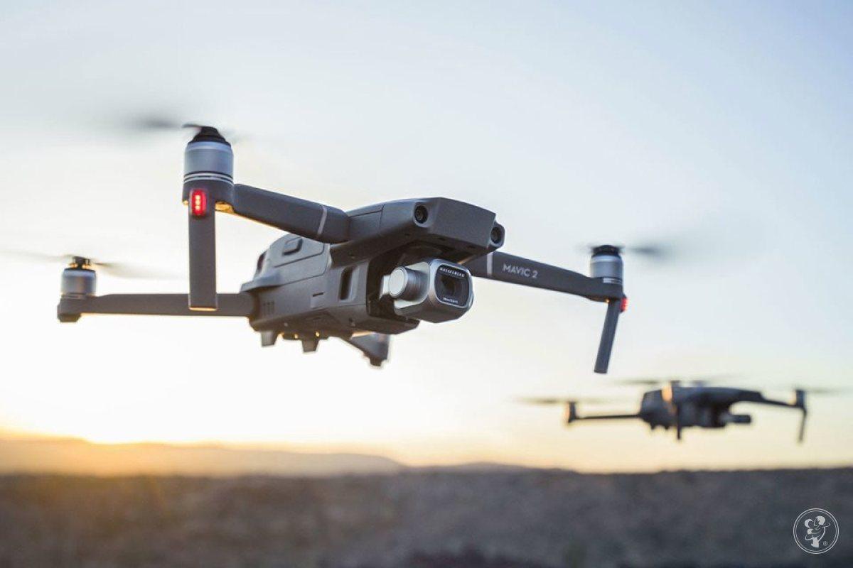 Wesele z DRONA - filmowanie i foto z lotu ptaka, Jasło - zdjęcie 1