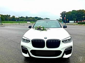 BMW X4, Samochód, auto do ślubu, limuzyna Warszawa