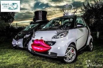 Auto na wesele - samochód do ślubu - SMART PARA !!  **2 w cenie 1**, Samochód, auto do ślubu, limuzyna Zielona Góra