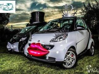 Auto na wesele - samochód do ślubu - SMART PARA !!  **2 w cenie 1**,  Zielona Góra
