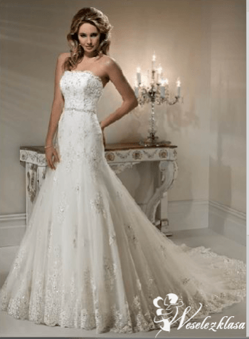 Unikatowe, Bajkowe Suknie ślubne, szyte na miarę według projektu, Salon sukien ślubnych Łódź
