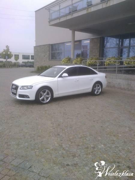 """Auto do Ślubu """" LUCAS"""" Audi A4 - BMW 5, Gołebice - zdjęcie 1"""