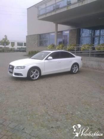 """Auto do Ślubu """" LUCAS"""" Audi A4 - BMW 5, Samochód, auto do ślubu, limuzyna Oleśnica"""