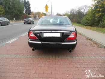 JAGUAR XJ - nowy model - największy i najdłuższy, Samochód, auto do ślubu, limuzyna Skaryszew