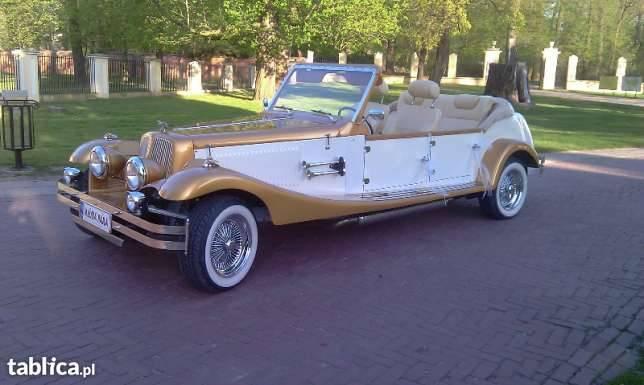 Auto do Ślubu ,Alfa Romeo-Golden Retro. , Puławy - zdjęcie 1