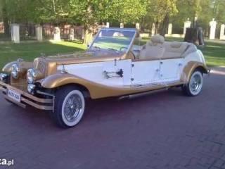 Auto do Ślubu ,Alfa Romeo-Golden Retro. ,  Puławy