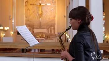 Oprawa muzyczna ślubów - śpiew, saksofon, pianino, Oprawa muzyczna ślubu Szczucin