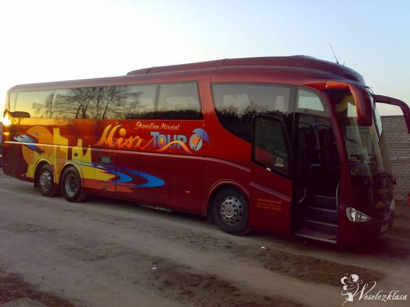 Wynajem luksusowych autokarów i busów do 58 miejsc, Kielce - zdjęcie 1