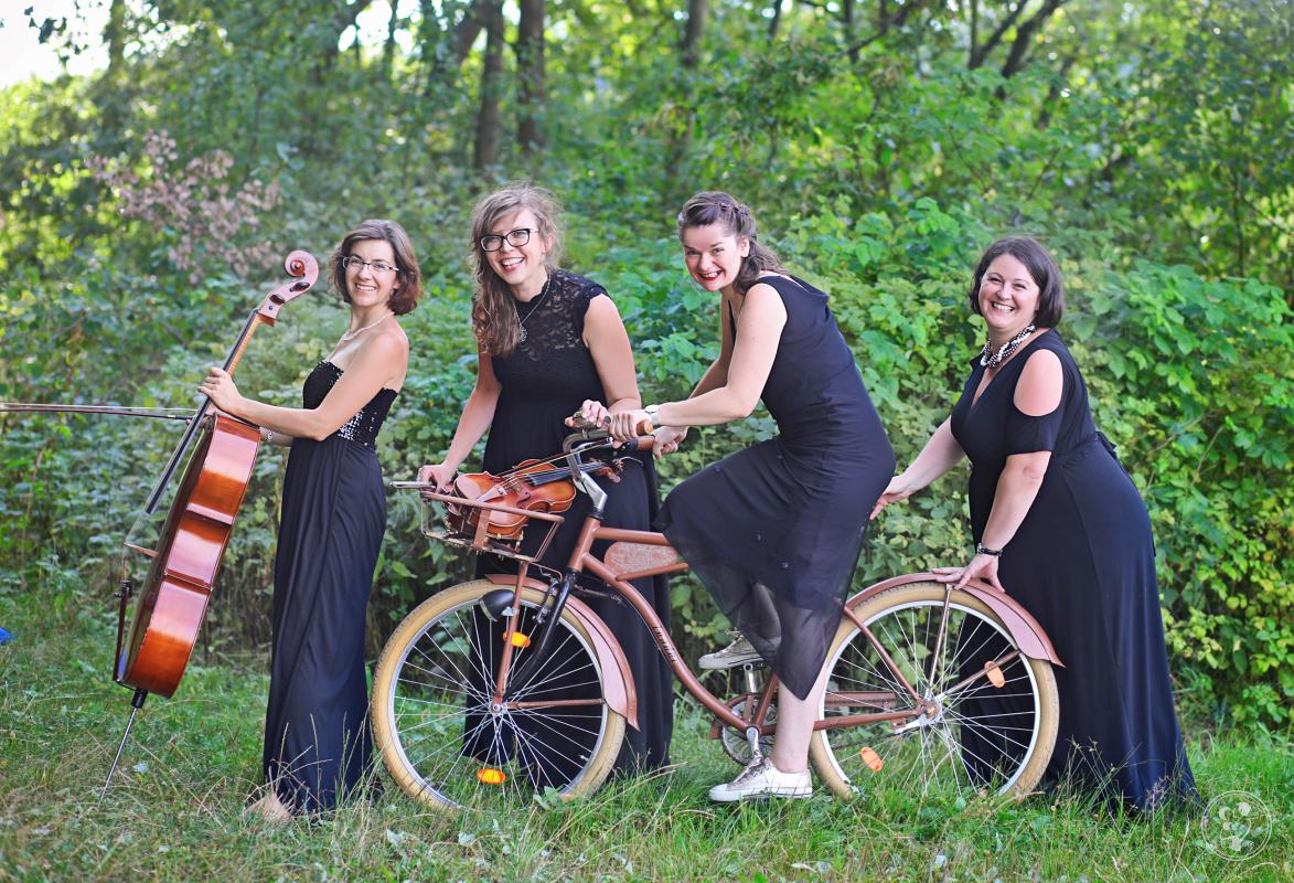 kwartet smyczkowy ESCAPE - muzyczna elegancja, Bielsko- Biała - zdjęcie 1