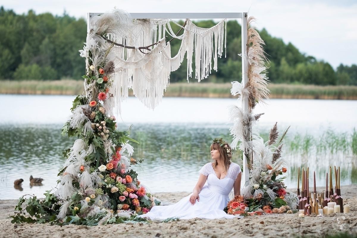 dekoracje ślubne - Studio florystyczne Art-letta, Lublin - zdjęcie 1