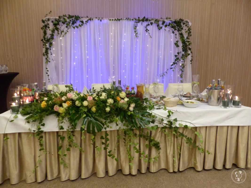 Dekoracje Ślubne * Dekoracje Weselne * Kwiaciarnia Ewa, Augustów - zdjęcie 1
