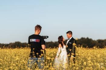 Ultimate Video-nowoczesne filmy, pakiety foto-video!, Kamerzysta na wesele Szepietowo