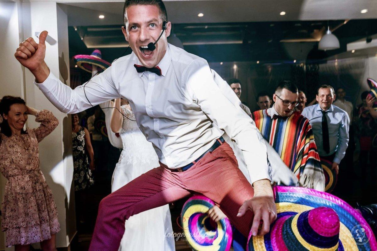 DJ PABLO WODZIREJ NA TWOJE WYMARZONE WESELE  ANIMACJE CIĘŻKI DYM, DJ na wesele Gliwice