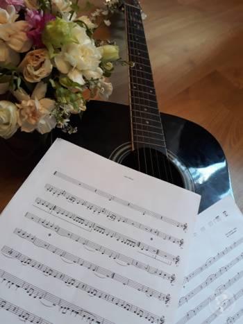 Oprawa muzyczna- śpiew+gitara, Oprawa muzyczna ślubu Starachowice