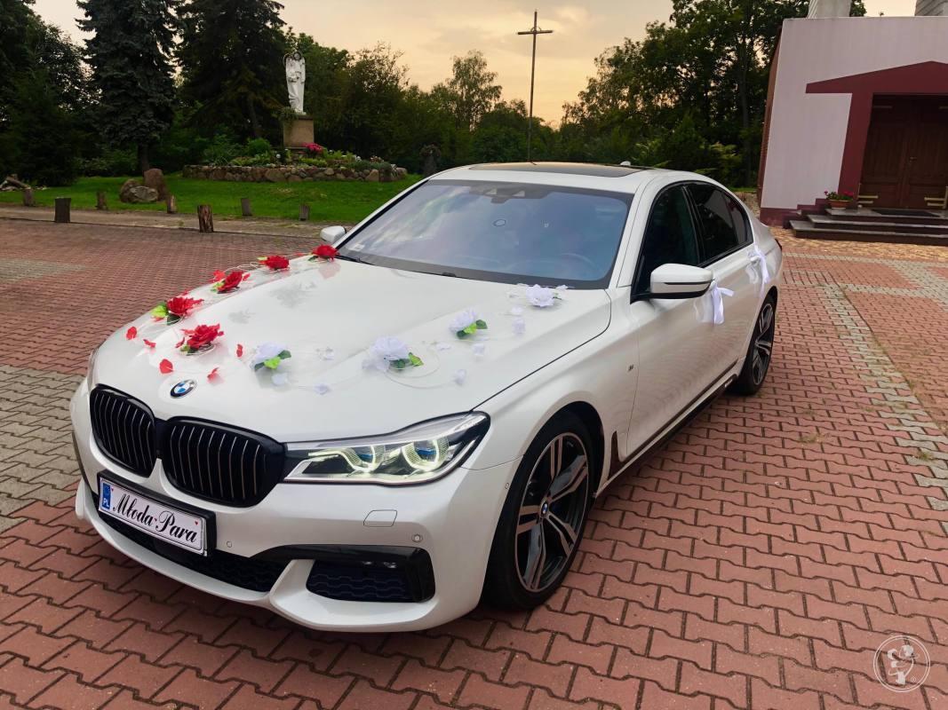 BMW 7 Auto do ślubu wolne terminy 2019/2020, Częstochowa - zdjęcie 1
