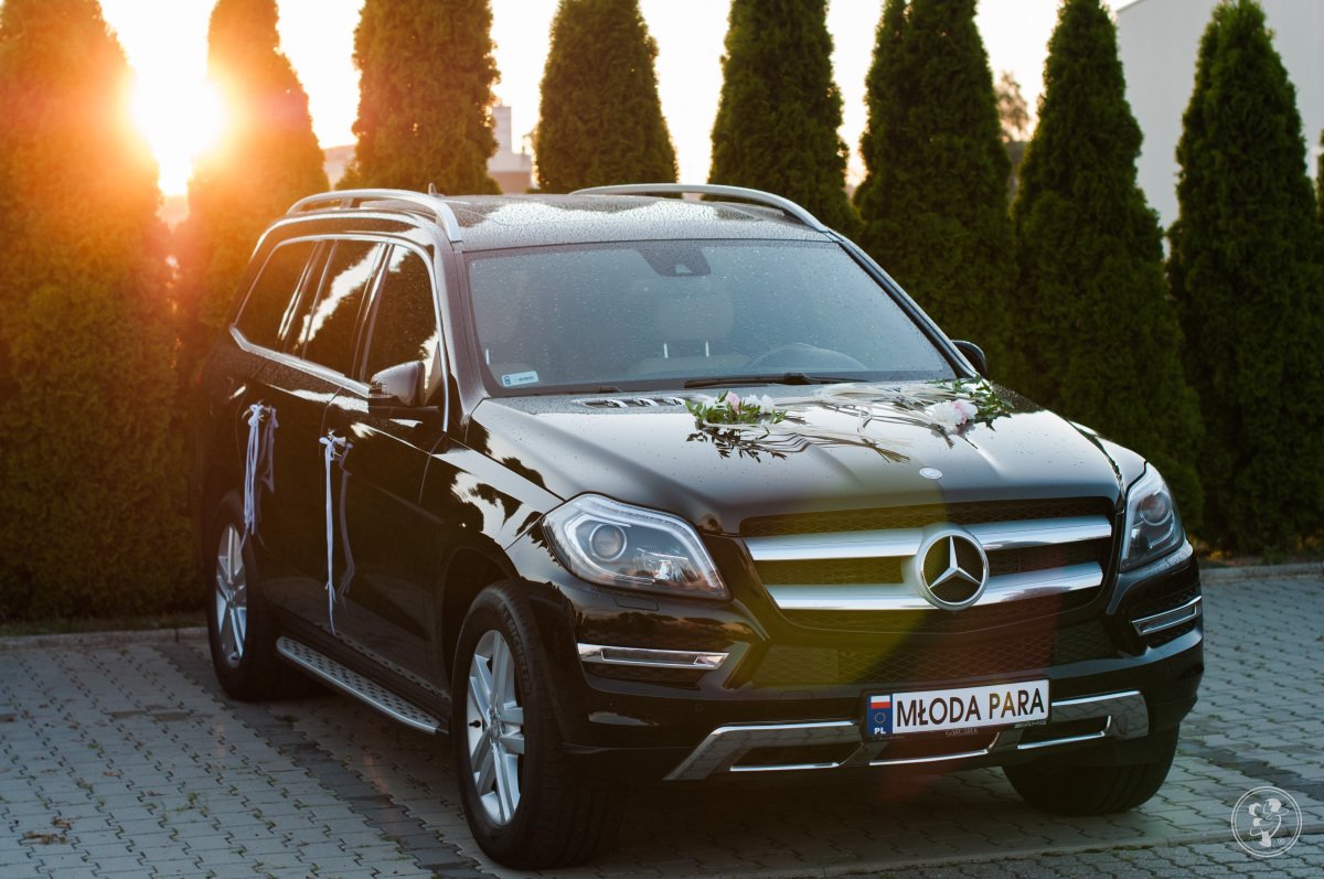 Auta do ślubu - MERCEDES S CLASS / MUSTANG GT / BMW M850i i inne, Konin - zdjęcie 1