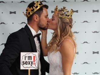 Fotobudka SoSmile - Litery LOVE- wesela, urodziny, imprezy,  Gdynia
