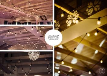 Dekoracja światłem Girlandy żarówkowe Żarówki Edisona LED, Dekoracje światłem Proszowice