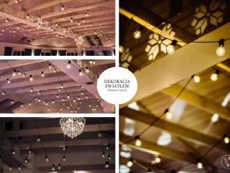Dekoracja światłem Girlandy żarówkowe Żarówki Edisona LED,  Bochnia