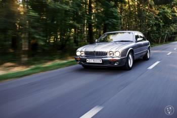 Klasyczny elegancki ponadczasowy Jaguar, Samochód, auto do ślubu, limuzyna Puławy