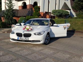 BMW auto do ślubu i inne imprezy okolicznościowe,  Słupsk