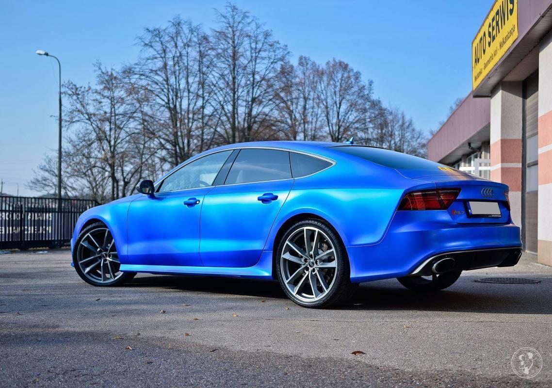 Audi RS7 605 km - 2017r. Piękny i agresywny, Warszawa - zdjęcie 1