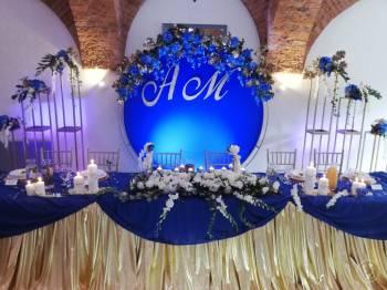PACHNĄCY ŚLUB by Flowerbox - dekoracje weselne, Dekoracje ślubne Węgliniec