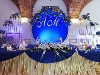 PACHNĄCY ŚLUB by Flowerbox - dekoracje weselne,  Wałbrzych