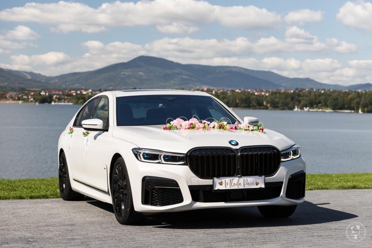 Luksusowa Limuzyna BMW seria 7 - Samochód Auto do Ślubu!, Bielsko-Biała - zdjęcie 1