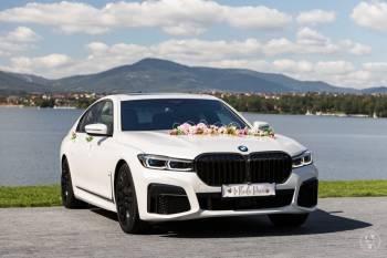Luksusowa Limuzyna BMW seria 7 - Samochód Auto do Ślubu!, Samochód, auto do ślubu, limuzyna Szczyrk