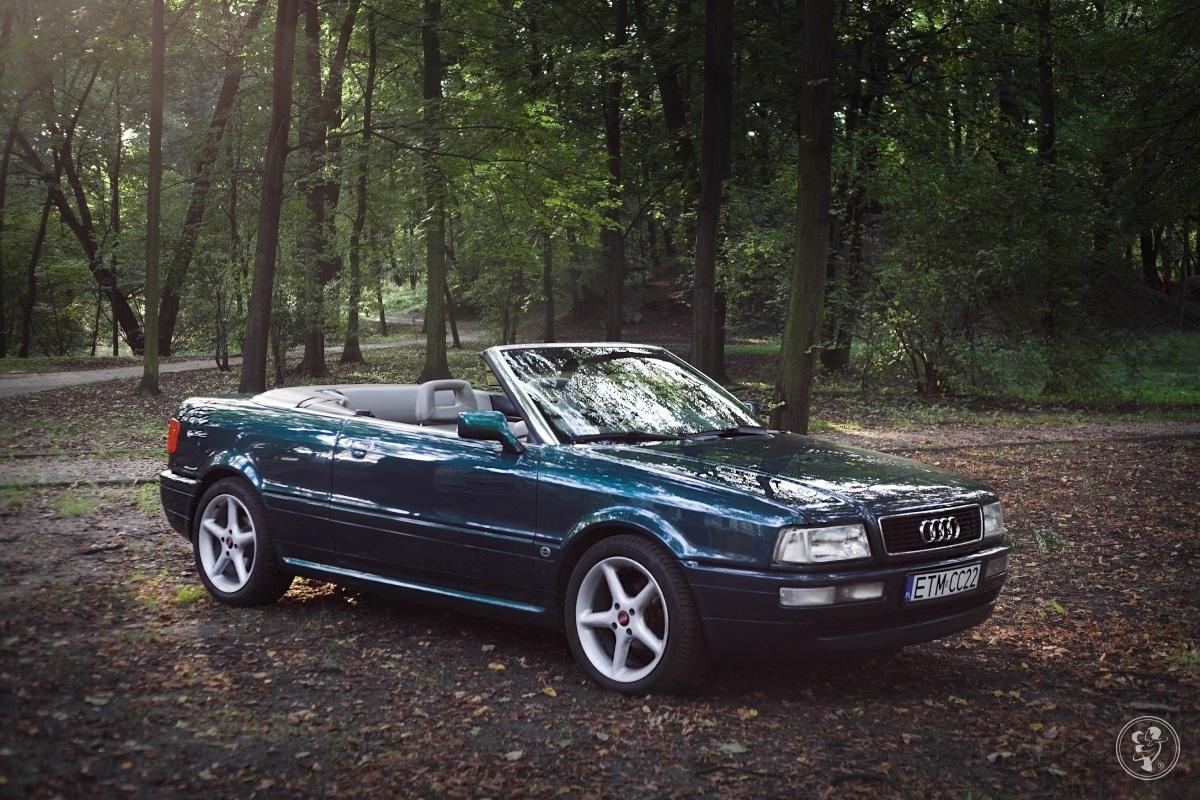 Audi Cabrio do ślubu, Sosnowiec - zdjęcie 1