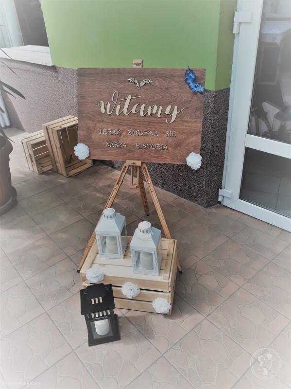 Welonik i Muszka - pracownia Dekoracji ślubnych, Wolsztyn - zdjęcie 1
