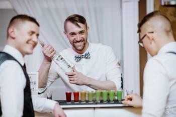 Drinks4You - OSTATNIE WOLNE TERMINY 2021/RABATY i GRATISY/, Barman na wesele Baranów Sandomierski