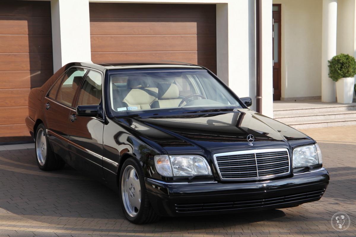 Mercedes-Benz S 500 Long W140 - auto do ślubu, Warszawa - zdjęcie 1